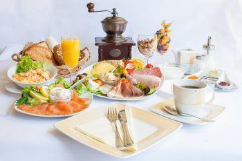 """Gourmet Frühstück"""