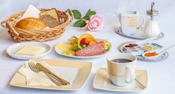 "Frühstück ""Standard"""